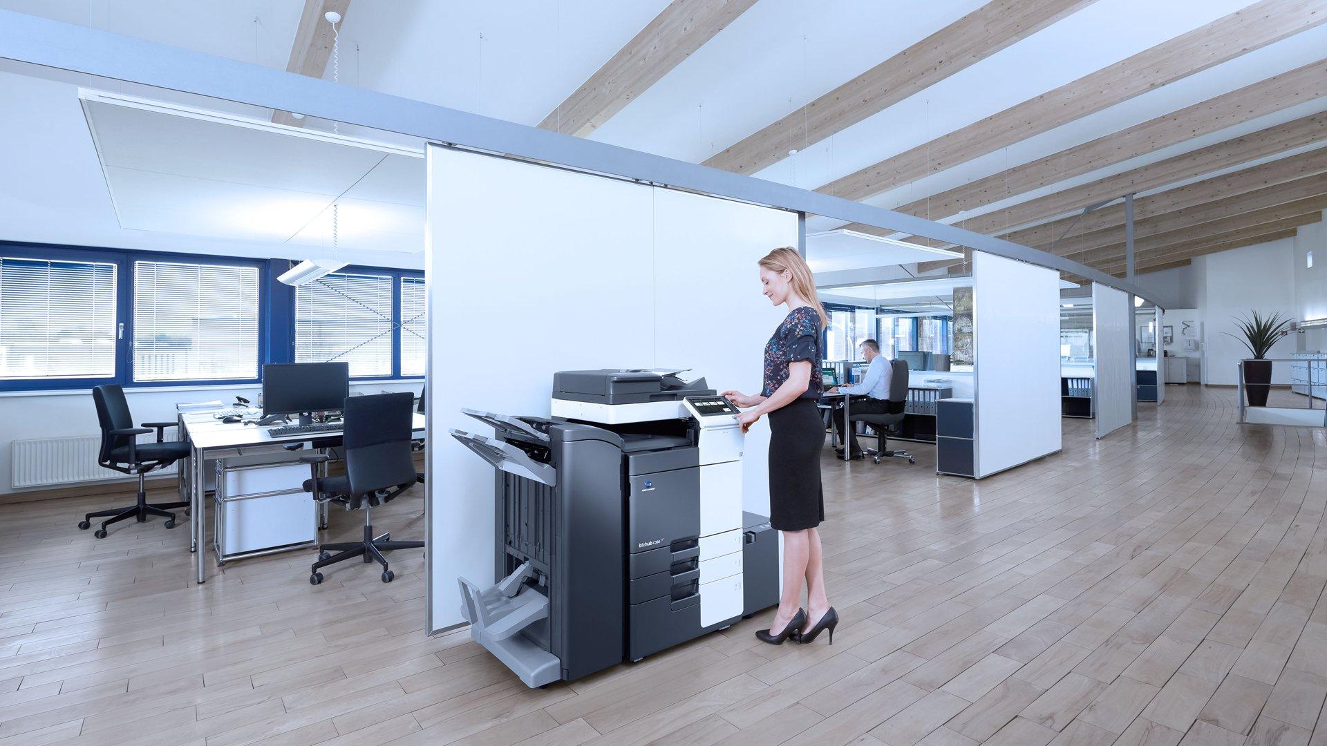 registratori di cassa, fotocopiatori, software gestionali