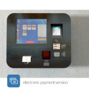 RCH CASH DESK K2 WALL